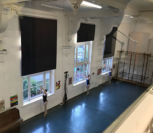 Lawdale School | Bethnal Green | Dance Studio