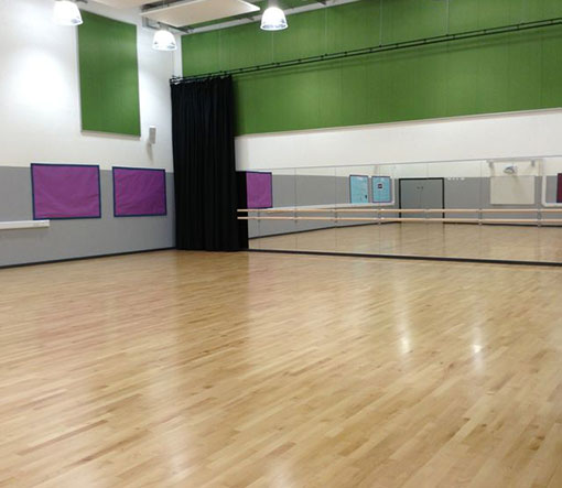 Bow School - Ballet Dance Location