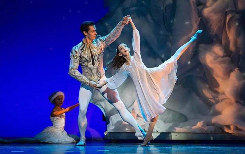 Former pupil gains lead role in the Nutcracker!